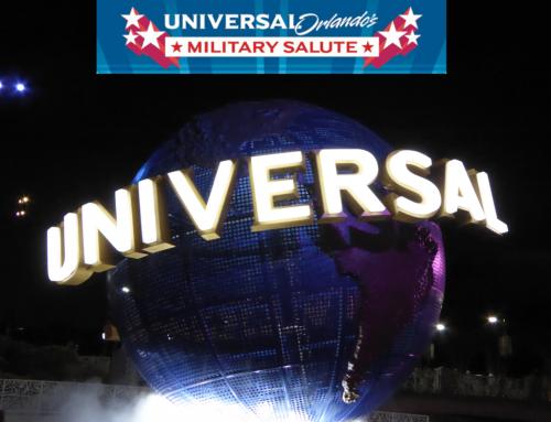 Universal Orlando Military Discount