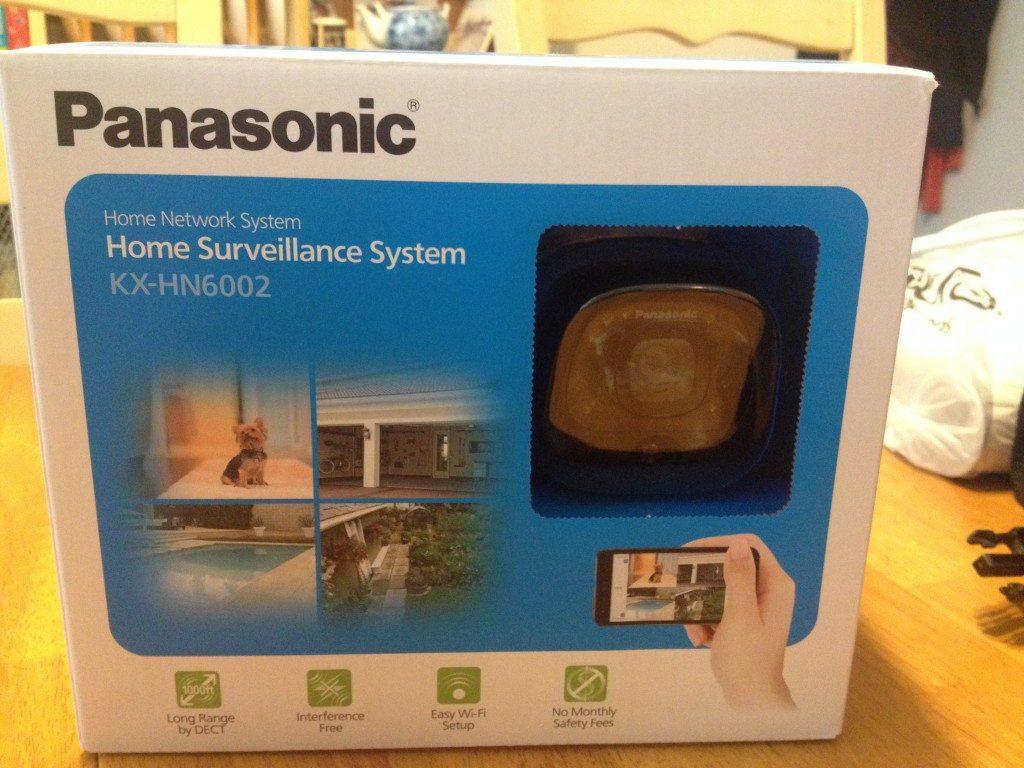 Panasonic Home Surveillance System