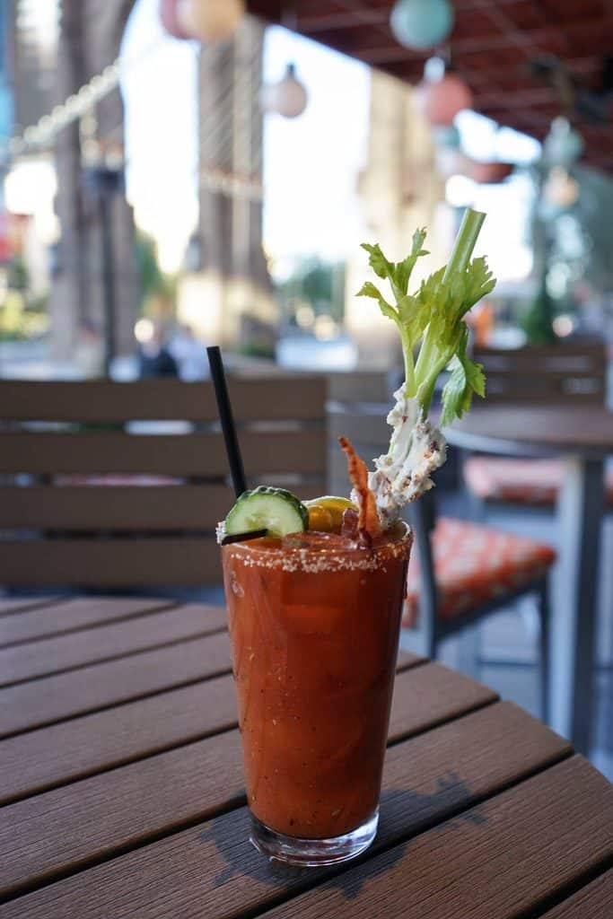Tom Urban Las Vegas Bacon Bloody Mary