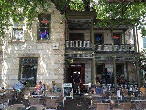 Silver Creek German Restaurant in Fredericksburg