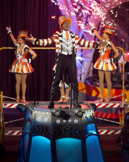 Ringling Bros. and Barnum & Bailey® BUILT TO AMAZE!