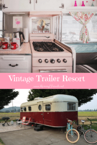 Vintage Trailer Resort a unique place to stay in Oregon wine country