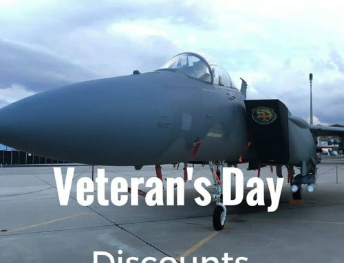 Veteran's Day discounts for Military