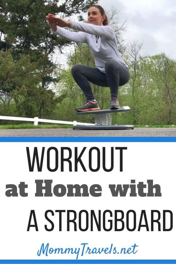 How to workout at home with a StrongBoard