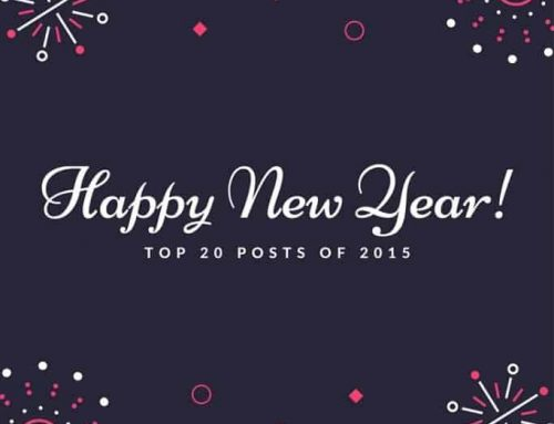 Top 20 Posts of 2015