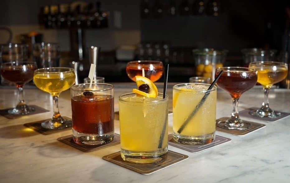 Portland cocktails