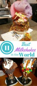 Find out where the 11 Best Milkshakes in the World are!