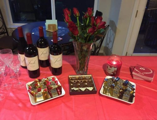 Wine and Chocolate Party #aSweetPairing