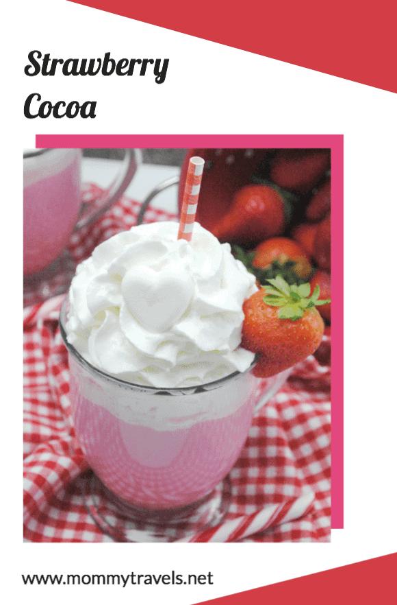 Strawberry Cocoa Recipe