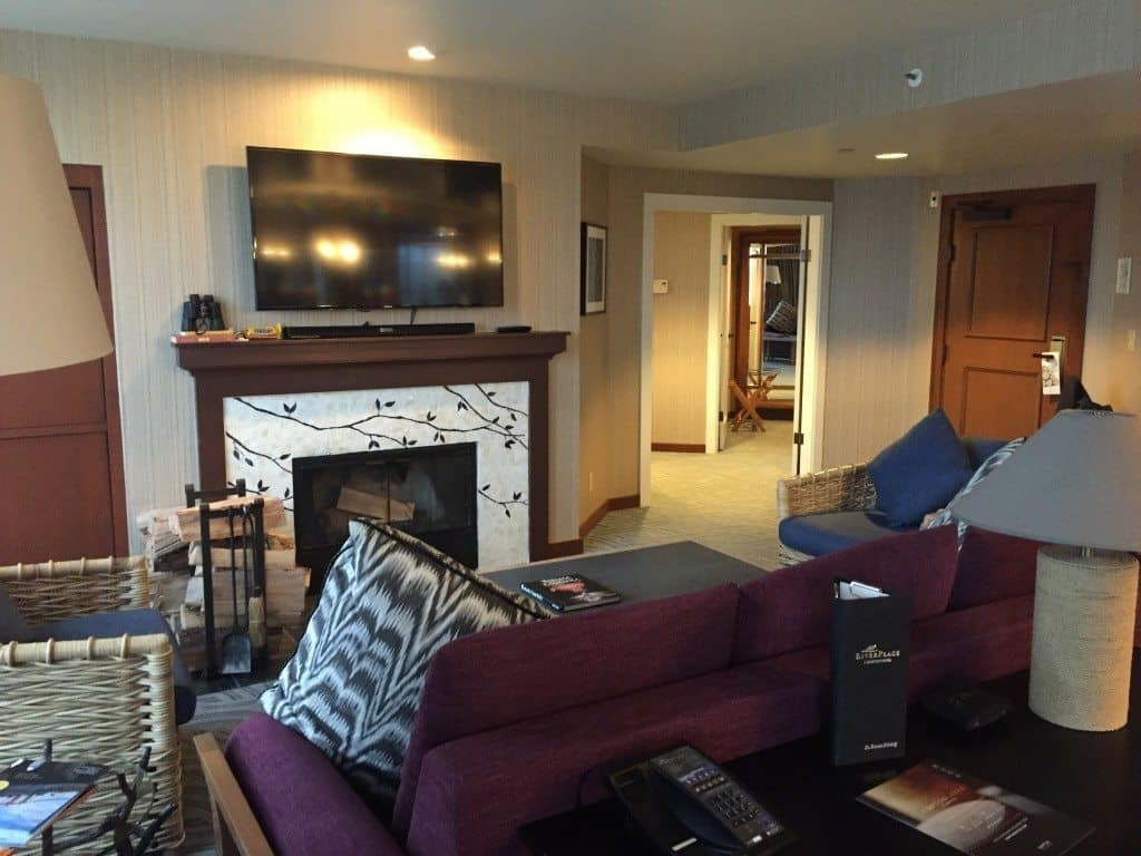 RiverPlace Hotel Grand Suite