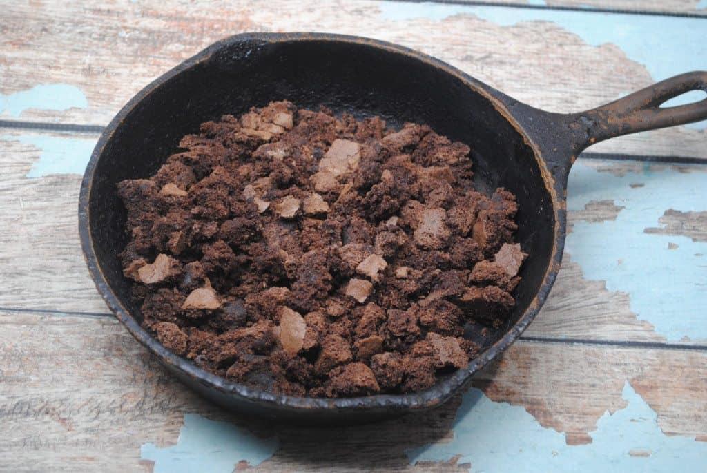 brownie s'mores ingredients