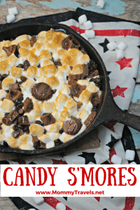 Candy S'mores