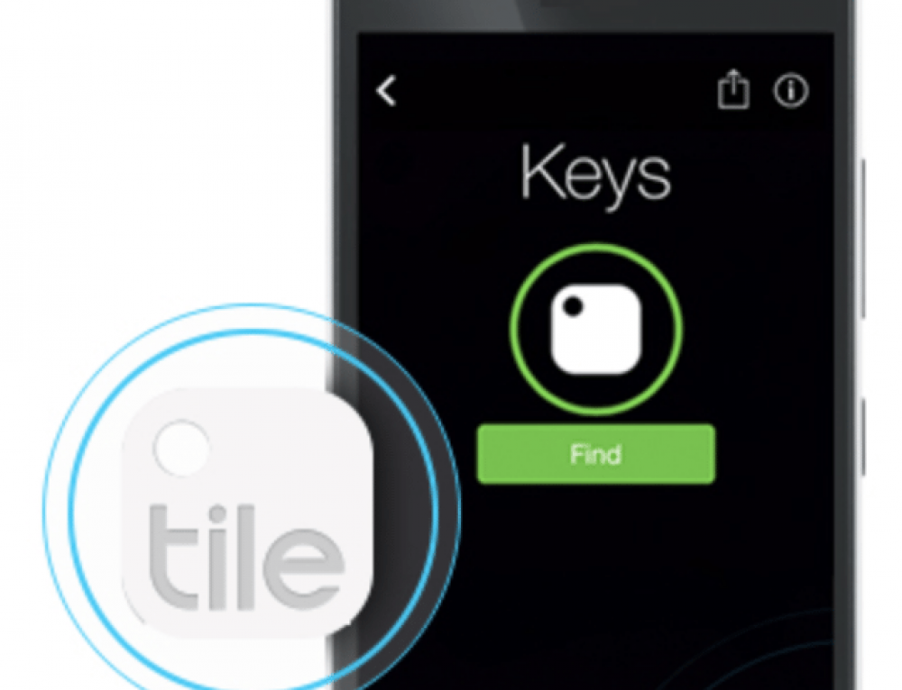 Tile Bluetooth Tracker: Never Lose Your Stuff Again!