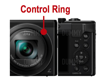 control ring