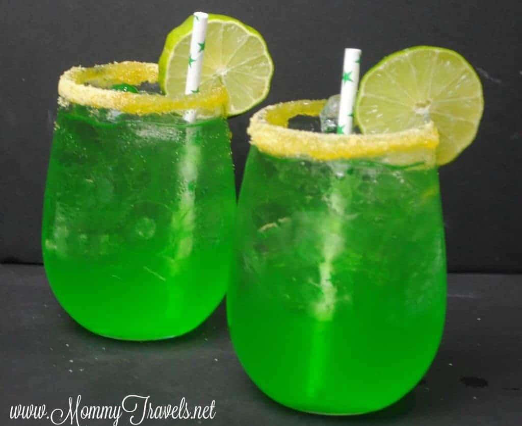 melon liquor cocktail