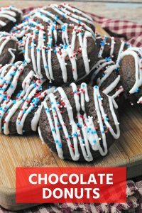 How to make Chocolate Donuts