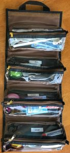 On The Go Toiletry Bag