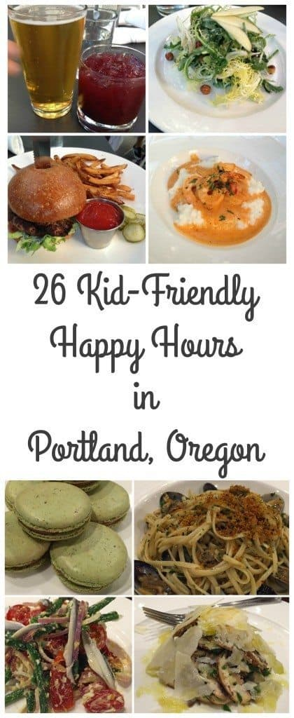 happy hours in Portland