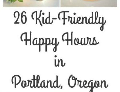 27 Kid Friendly Happy Hours in Portland