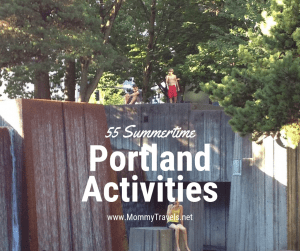 55 Things to do in Portland during the summer