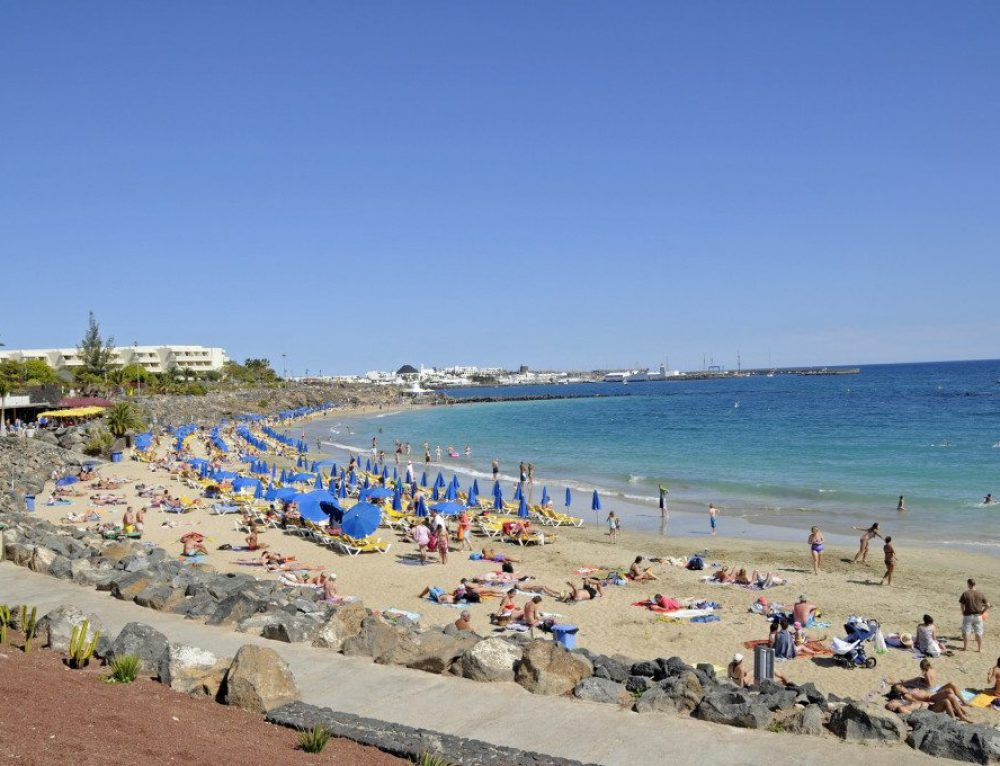 7 Days in Lanzarote, Spain with the Kids