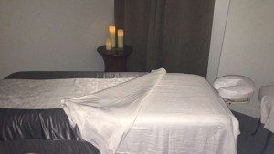 spa at Omni Rancho Las Palmas