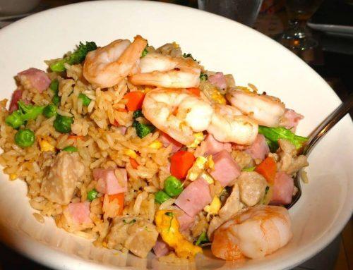Nine Dragons Chinese Restaurant at Epcot