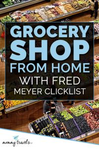 How to grocery shop from home with Fred Meyer