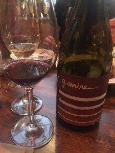 gamine wine