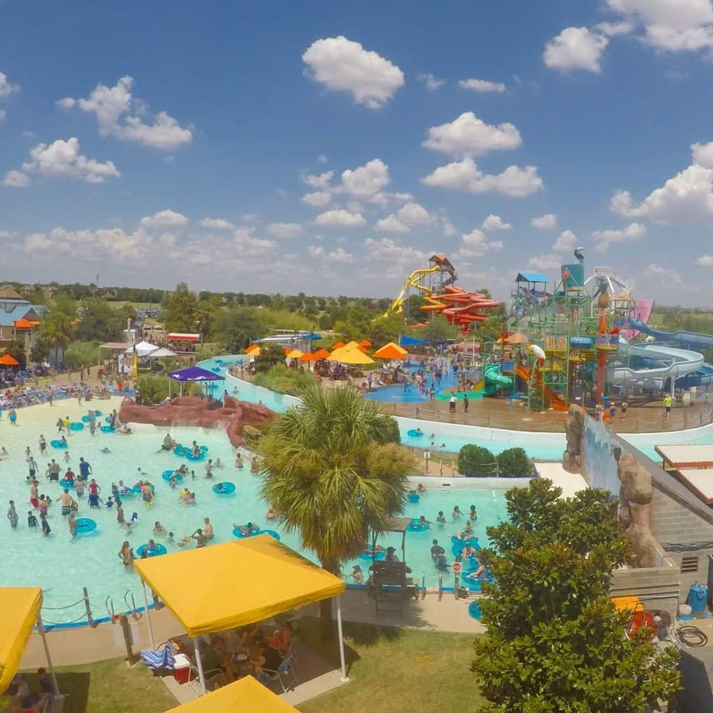Hawaiian Falls The Colony