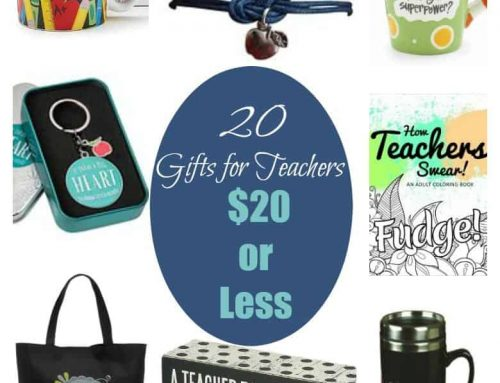 20 Gifts For Teachers Under $20