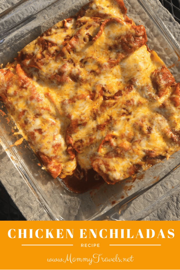 Chicken Enchilada Casserole is a delicious Tex-Mex Recipe that everyone in your family will enjoy. We have updated with great healthier alternatives too!