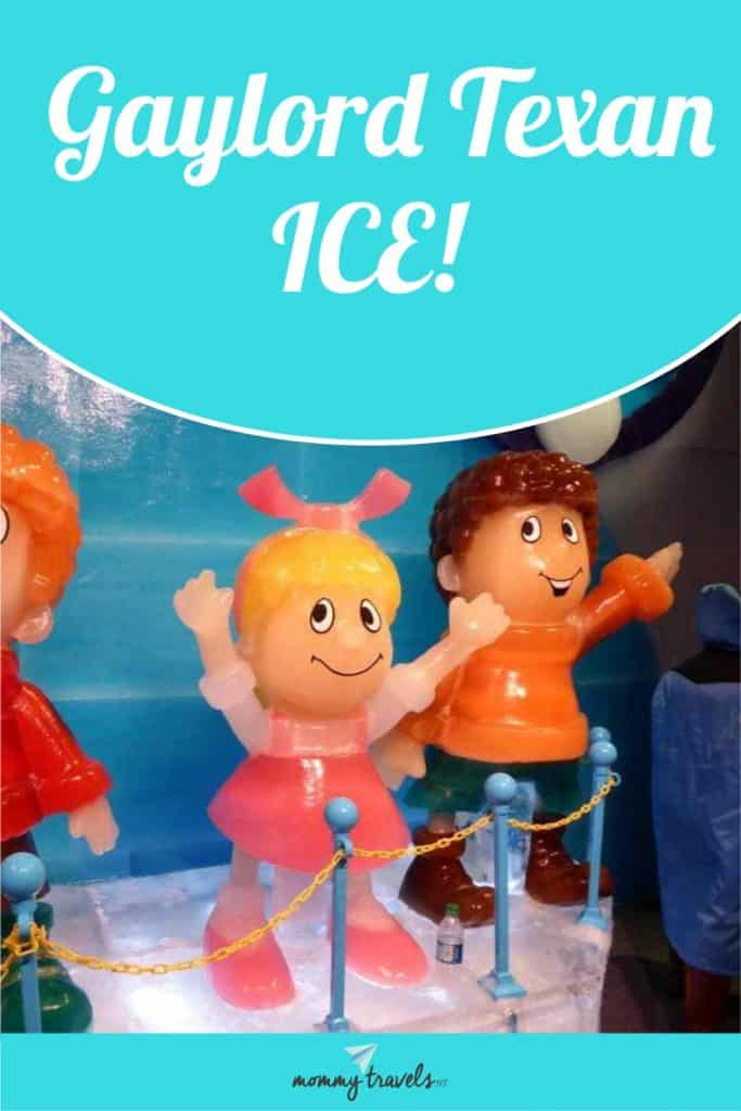 Everything you need to know about Gaylord Texan ICE!