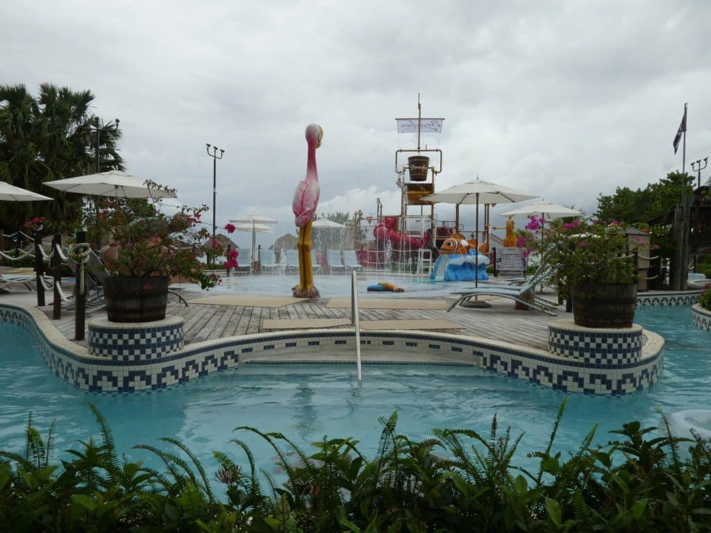 waterpark at Beaches Negril