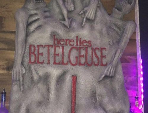 Beetle House a Tim Burton Films Themed Bar in NYC