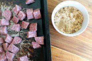 salami bites