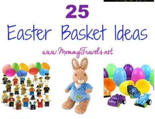 25 Easter Basket Ideas