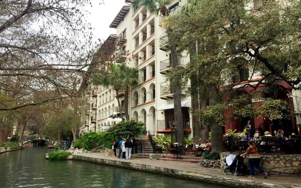 Omni La Mansion Del Rio on the San Antonio Riverwalk