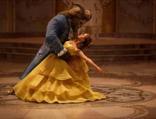 Beauty and the Beast Review and Cupcakes #BeOurGuest