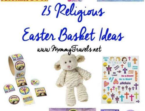 25 Religious Easter Basket Ideas