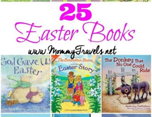 25 Easter Books