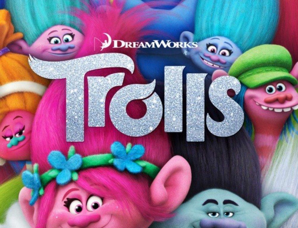 Trolls – Movie Review