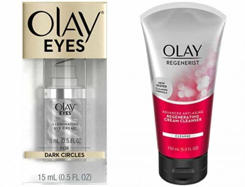 Beat Dark Circles with Olay Skin Care
