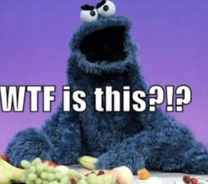 cookie monster meme
