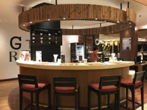 coffee bar at Novotel Phuket Surin