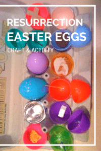 DIY Ressurection eggs