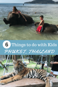 6 things to do with kids in Phuket, Thailand