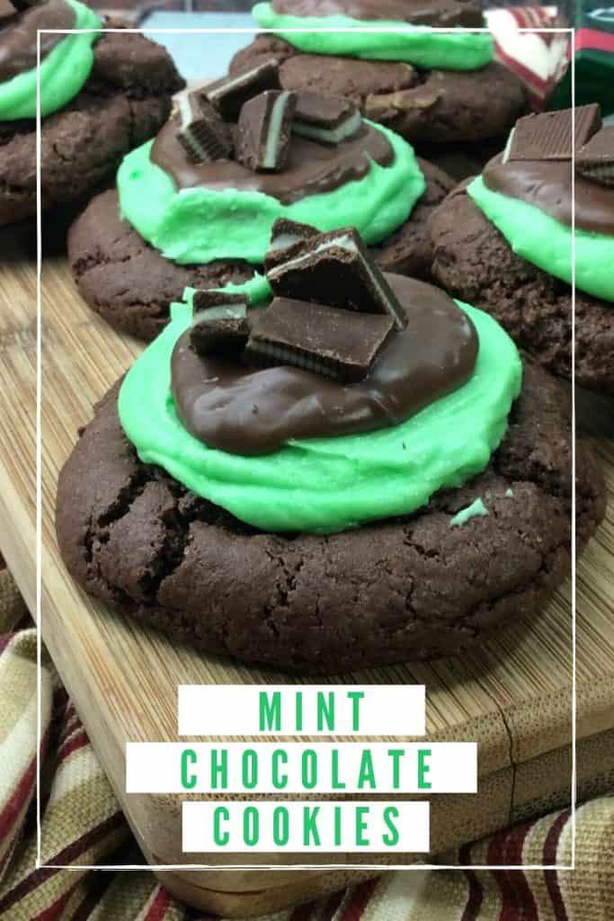 Mint Chocolate Cookie Recipe