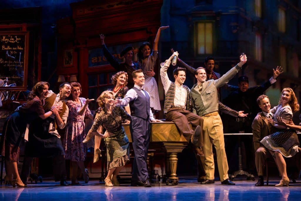 an american in Paris broadway show