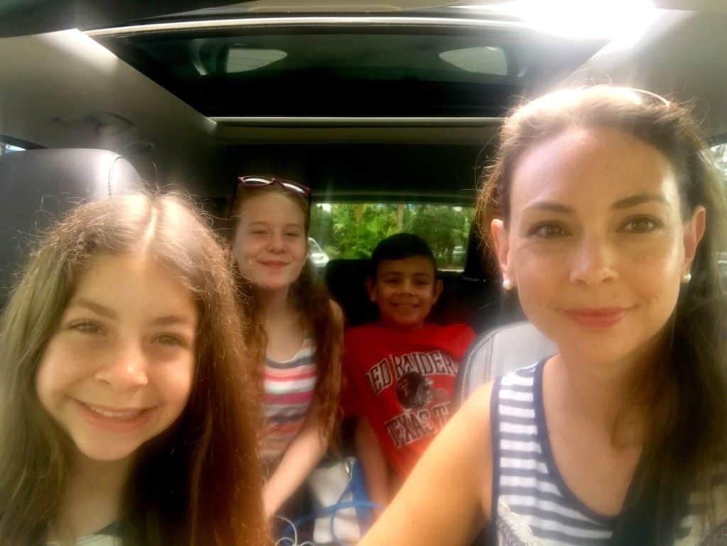 Road trip in the 2017 Ford Escape